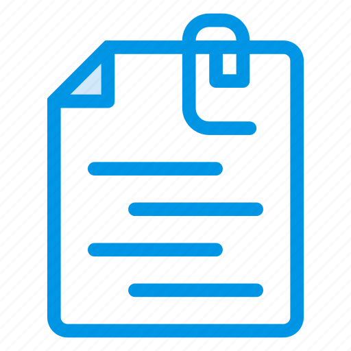 document, file, letter, paper, photo, powerpoint, text icon