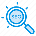 search, code, magnify, coding, glass, seo, find