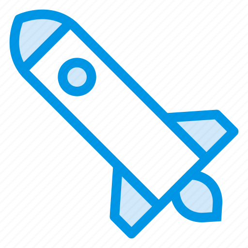 fly, launch, rocket, science, spaceship, startup, technology icon