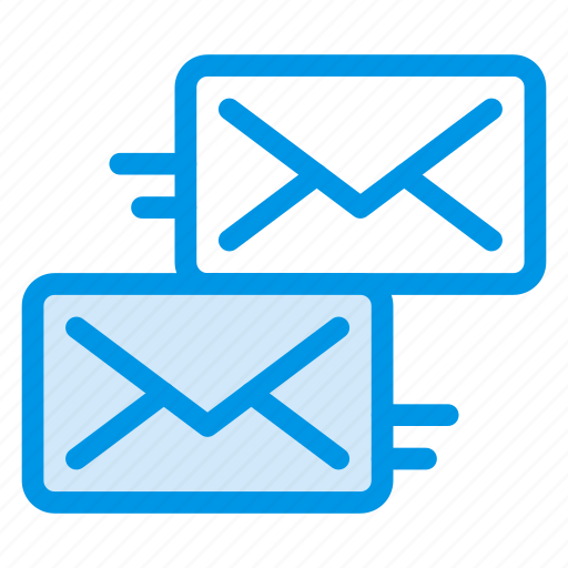 account, email, envelope, letter, mail, marketing, send icon