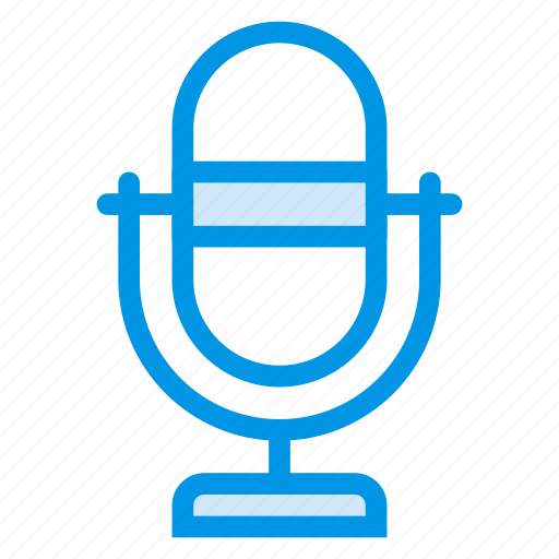 mic, microphone, record, recording, sound, speak, voice icon