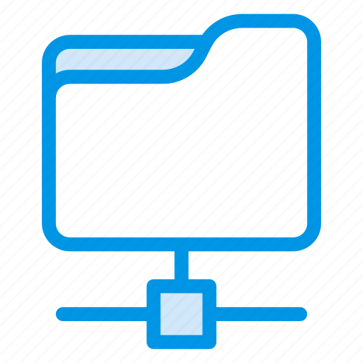 data, documents, file, folder, networkfolder, share, sharing icon