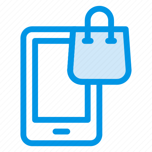 Ecommerce, mobilebanking, mobileshopping, onlineshop, phone, shop, shopping icon - Download on Iconfinder