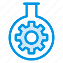 cogwheel, cube, gear, lab, option, setting, setup icon