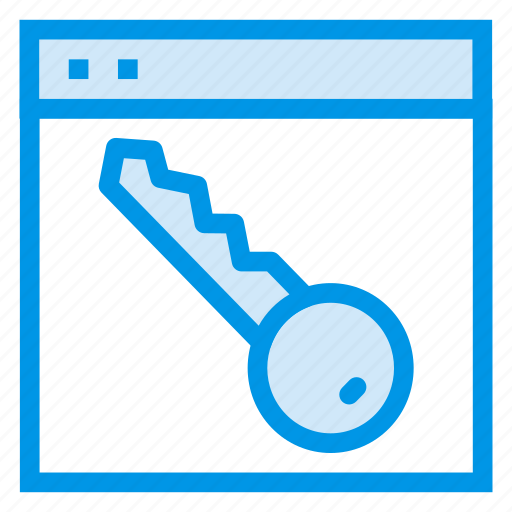 browser, check, internet, keywords, password, web, website icon