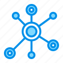 cloud, community, network, relations icon