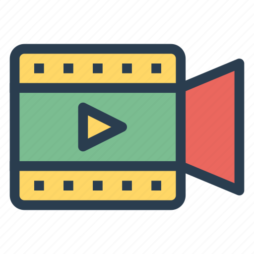 camera, device, film, media, record, video, webcam icon