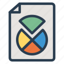 analytics, diagram, graph, growth, personal, report, statistics icon