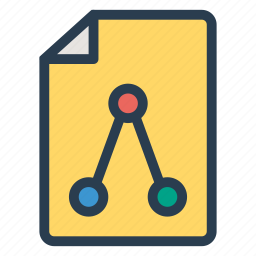 connection, export, file, fileshare, paper, share, update icon