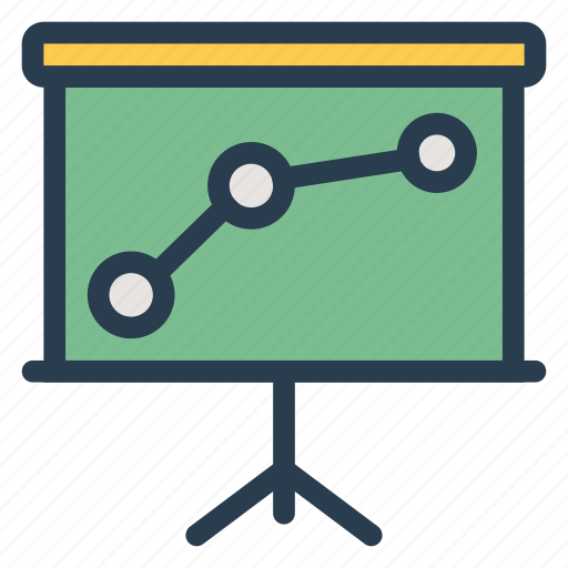 analytics, business, chart, diagram, graph, infographic, information icon