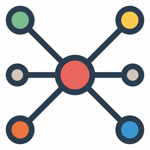 connect, connection, internet, media, network, share, social icon