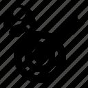aim, arrow, avatar, goal, person, target, user