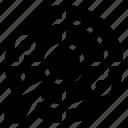 racetrack, radar, track, trackandfield, trackingicon, traintracks icon