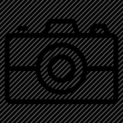 camera, device, digital, flash, media, option, video icon