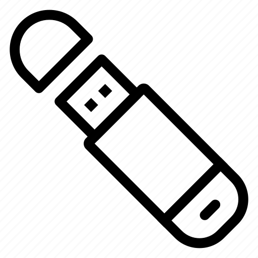 data, device, flash, stick, storage, technology, usb icon