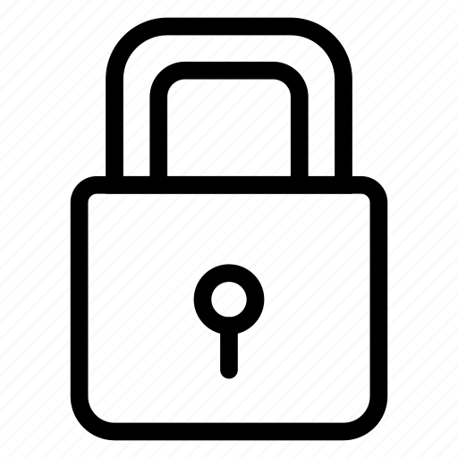 Lock, locked, protection, safe, secure, security, service icon - Download on Iconfinder