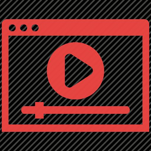 marketing, seo, seo icons, seo pack, seo services, video icon