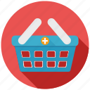 basket, buy, cart, sale, seo, shop, store icon