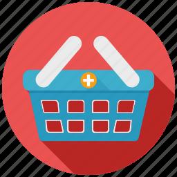 basket, buy, cart, sale, seo, shop, store icon