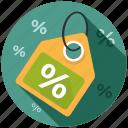discount, price, sale, seo, shop, store, tag icon