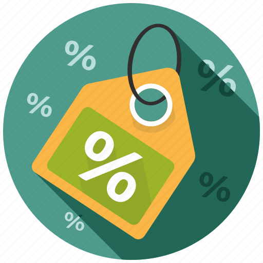 discount, price, sale, seo, shop, store, tag icon