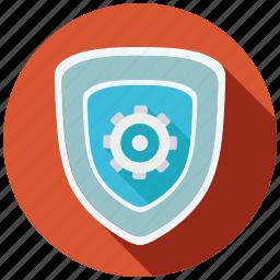 configuration, gear, guard, optimization, preferences, seo, settings icon
