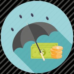 bank, coin, dollar, financial, guardar, money, save, seo icon
