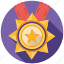 achievement, award, medal, prize, seo, star, winner icon