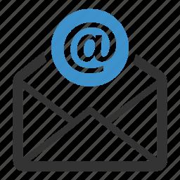 communication, envelope, letter, mail, marketing, seo, web icon