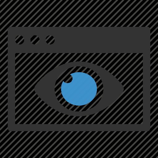 connection, development, marketing, search, seo, visibility, web icon