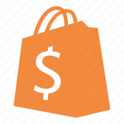 bag, business, finance, internet, marketing, seo, shopping icon