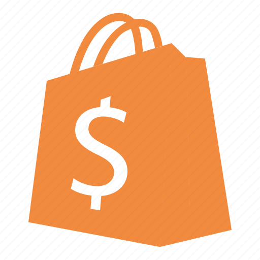 bag, business, finance, internet, marketing, seo, shopping icon