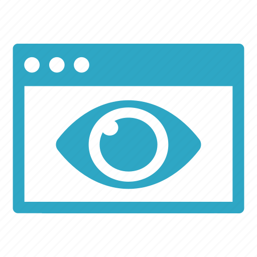 development, glass, search, seo, visibility, web, website icon