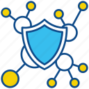 access, network, protection, security, system, shield, secure