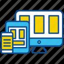 responsive, web, devices, tablet, iphone, development