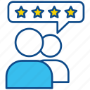 customer, experience, feedback, review, user, rating, star