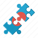 partners, partners solution, solution, business, game, puzzle, solutions icon