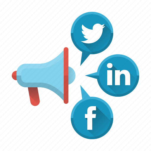advertising, communication, marketing, media, social, social media, social networks icon