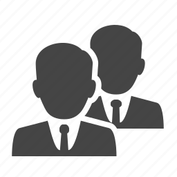 businessman, businessmen, colleages, cooperation, couple, friendship, team icon