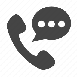 communication, customer support, mobile, phone, phone call, talk, telephone icon