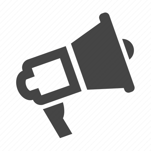 advertising, internet marketing, megaphone, promotion icon