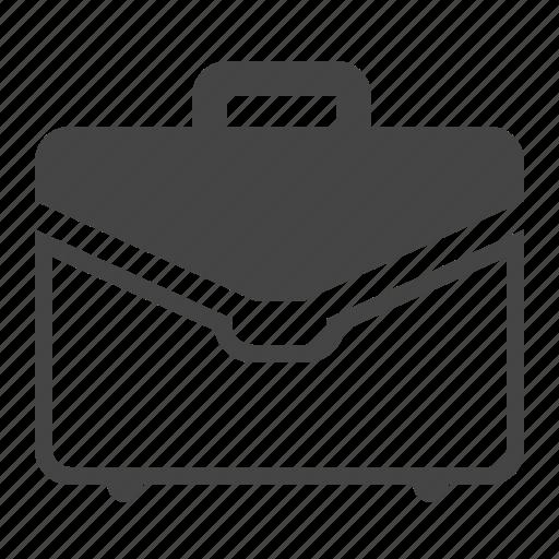 bag, briefcase, career, case, curriculum, portfolio, suitcase icon