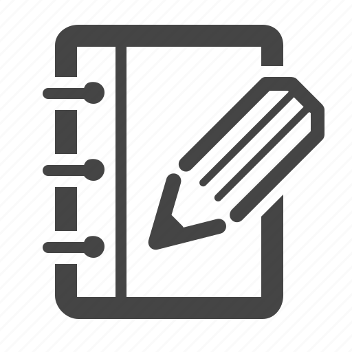 blog, compose, copywriting, document, page, pencil, write icon