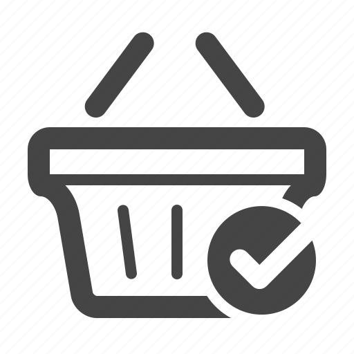 bag, complete, ecommerce, shopping bag icon