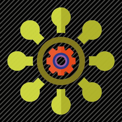 configuration, marketing, optimization, organization, preferences, seo, settings icon