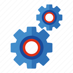 configuration, options, preferences, seo, settings, system, work icon