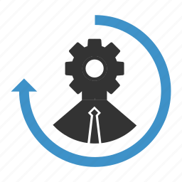 human, resource icon