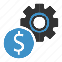 money, seo icon