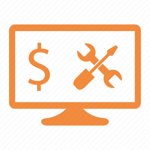 bank, currency, money, payment, seo, shopping, tools icon
