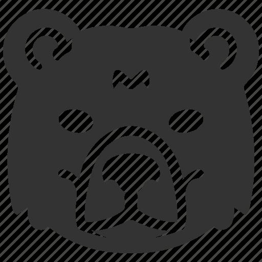 bear, market, mobile marketing, seo icons, seo pack, seo services, web design icon